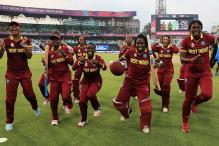 Watch: West Indies men join women team's celebration dance after WT20 win