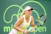 Caroline Wozniacki's Olympic chances in doubt after injury
