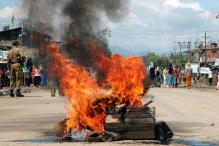Tension in Manipur Over Inner Line Permit Bill