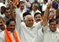 Corruption Complaint Against Yeddyurappa, BJP Embarrassed