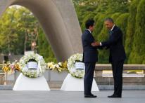 Obama Mourns Dead in Hiroshima, Calls for World Without Nuclear Arms