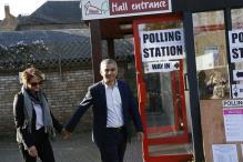 London Looks Set to Elect First Muslim Mayor