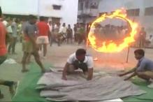 Bajrang Dal Conducts its Self Defense Camp in Ayodhya