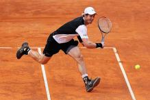 Murray Steps Aside Goffin To Enter Italian Open Semis