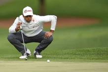 Lahiri Shines in an Incomplete Second Round at Fortworth