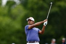 Anirban Lahiri improves to T-15 at The CJ Cup in South Korea
