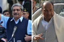 UPA Did Everything to Help Agusta Bag VVIP Chopper deal: Parrikar