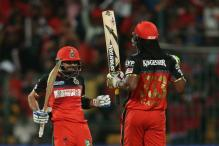 In Pics: Bangalore vs Punjab, IPL 9, Match 50