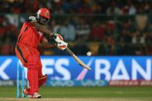 Chris Gayle Burns the Dance Floor Despite RCB's Loss in IPL Final