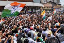 Congress Holds Rally Against 'Price Rise' in Kolkata