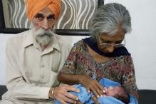 70-Year-Old Amritsar Woman Gives Birth to First Baby