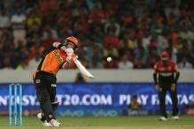 Warner's Quickfire 92 Powers Hyderabad to a 15-run Win Over RCB