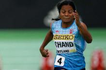 Dutee Chand Sprints to Win 100m Gold at Indian Grand Prix