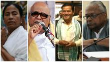 Exit Polls Predict Mamata Win in WB, BJP in Assam, DMK-Cong in TN, LDF in Kerala