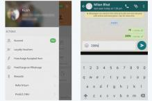 Now, Transfer Freecharge Money Through WhatsApp