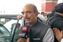 To Counter BJP, Congress' Azad Backs 'Mahagathbandhan' With SP, BSP