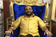 Maharashtra Man With Golden Shirt Makes it to Guinness World Records