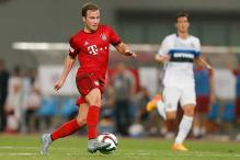 Goetze Committed For Bayern, Says He Won't Join Any Other Club