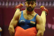 Overweight Wrestler Gurpreet Disqualified From Rio Qualification Event