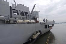 India Rushes 2 Naval Ships to Cyclone-Hit Sri Lanka