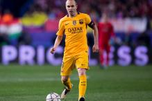 Sevilla Will Make Barca Suffer in Title Clash, Says Iniesta