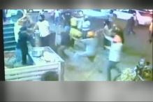 Watch: Customers, Owners Exchange Slaps, Punches Outside Jaipur Dhaba