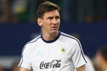 Messi in Injury Scare as Argentina Beat Honduras 1-0
