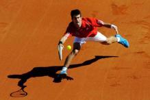 Rain Delays Djokovic, Serena's Opening Matches