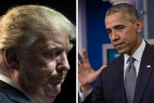Trump Treats Presidential Race as 'Infomercial': Obama