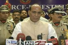 Modi's 56-inch Chest Not Reduced an Inch: Rajnath Singh