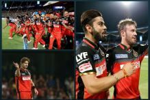 IPL 2016: RCB Hitch-Hiked on Kohli, De Villiers to Reach the Final