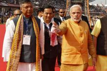 Sonowal to be Sworn in as First BJP CM in Assam, PM to Attend the Event