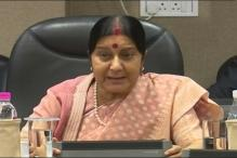 Sushma Swaraj Assures Help to Kin Waiting For Bodies of Those who Died in Middle East