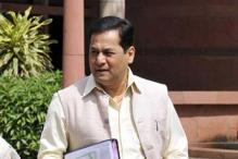 No Difference in my Work and of a Sweeper: Assam CM Sonowal