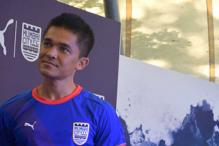 Mumbai City FC Retain Sunil Chhetri for ISL 2016