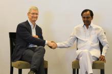 Apple Opens New Map Development Centre in Hyderabad