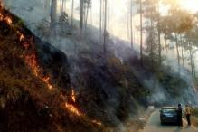 Uttarakhand Forest Fire 'Under Control', Rain Expected on Tuesday