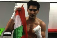 I am Under no Extra Pressure, Says Vijender Singh