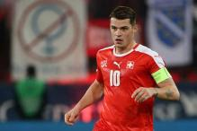 Midfielder Xhaka Becomes Arsenal's First Off-season Signing