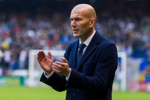 Zinedine Zidane Pleased Despite Real Madrid Being Held 2-2 by Las Palmas
