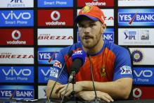 Sometimes You Can Only Watch and Say 'Well Played': Aaron Finch