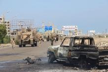 Suicide car bomb kills at least 40 army recruits in Yemen's Aden