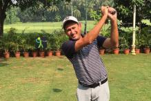 Former Indian Cricketer Ajit Agarkar Wins Corporate Golf Tournament