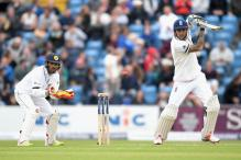 1st Test: Hales, Bairstow Keep Sri Lanka At Bay On Day 1