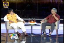 Watch: Amitabh Bachchan on Education of Girl Child