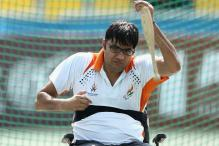 Para Athlete Amit Saroha Wins Gold in Record-breaking Performance