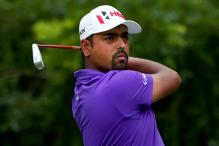 Anirban Lahiri Tied 2nd at the Colonial On PGA Tour