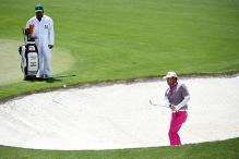 Lahiri Lands an Eagle, Makes Cut at Byron Nelson on PGA Tour