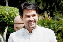 'Lots of Expectations are on Anurag Thakur'