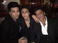 Inside Pics: SRK, Kareena, Ranbir attend Karan Johar's Birthday Bash